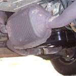 Stöldvåg av bilkatalysatorer – polisen vädjar om hjälp