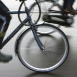 Polisinsats: 11 cyklister tagna för fortkörning