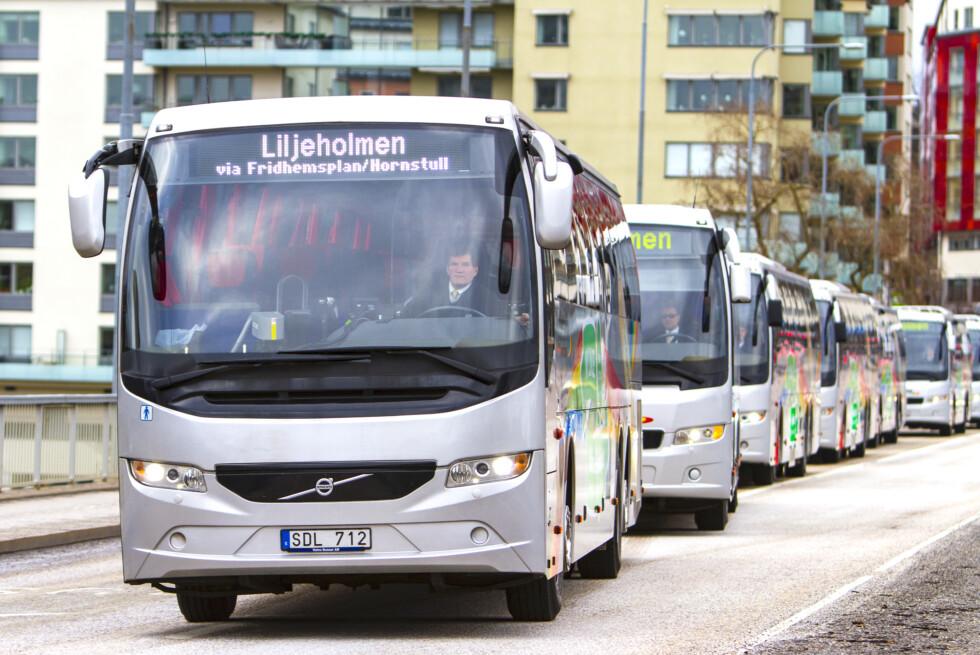 FlygbussaR