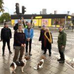 Bättre stadsdel går vidare – ny promenad på tisdag