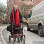 Senior: Trottoarerna i Aspudden måste breddas