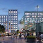 Förslag: Så ser nya Liljeholmen C ut med bostäder och större galleria – samråd startar