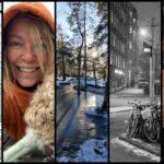 Cyklar och vinterbad vinnare i fototävlingen