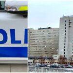 Ökad bevakning på stadsdelsförvaltningen efter hot
