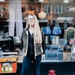 Så blev Västertorps vintagebutik vinnare under pandemin