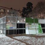 Förslag om ny belysning vid nya bollplan i Fruängen hörsammades