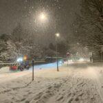 Insändare: Varför struntar stadsdelen fullständigt i snöröjning?