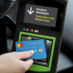 SL: Blippa din SL-biljett med bankkort