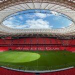 Tuffa fotbollsmatcher väntas mellan Sverige och Spanien