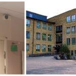 Kritik mot kameraövervakning på Aspuddens skola