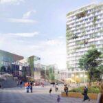 Så vill fastighetsägaren utveckla Skärholmens centrum