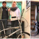 Cykelverkstad med italiensk touch öppnar i Örnsberg