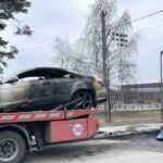 Nya bilbränder vid Telefonplan – polisen utreder samband