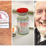 Krönika: 19 minuter en lördagsförmiddag i Axelsberg –  så funkar vaccinering mot covid-19