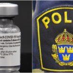 Polisen: Varnar för vaccinationsbedragare – så skyddar du dig