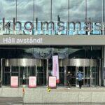 Vaccinationsmottagningen på mässan i Älvsjö stänger