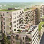Byggstart för 460 bostäder i The Brick