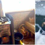 Förslag: Vi jobbar för en inkluderande bastuflotte vid Liljeholmskajen