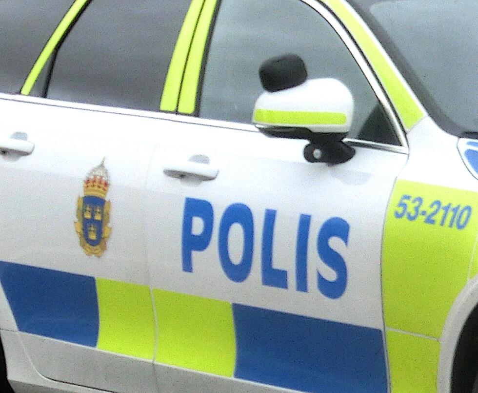 Polisbil Volvo 2017