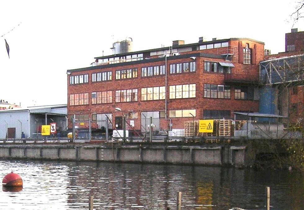 Nitrolackfabriken