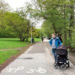 Förslag: Flytta cykelbanan vid Trekanten