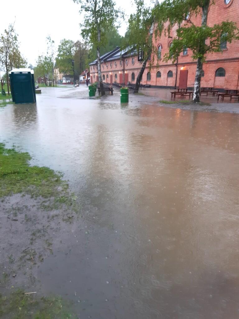 översvämning vinterviken