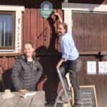 Eolshälls 4H-gård certifierade: Det betyder oerhört mycket för oss