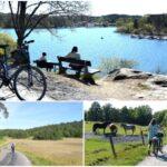 3 fina cykelutflykter i närområdet