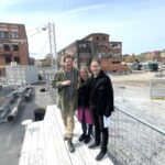 De vill rädda historisk industribyggnad på Lövholmen: Vi kan få en Berlinkänsla här