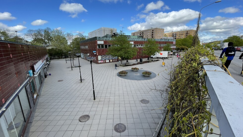 Axelsberg centrum