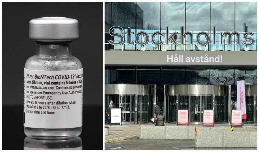 vaccin stockholmsmässan