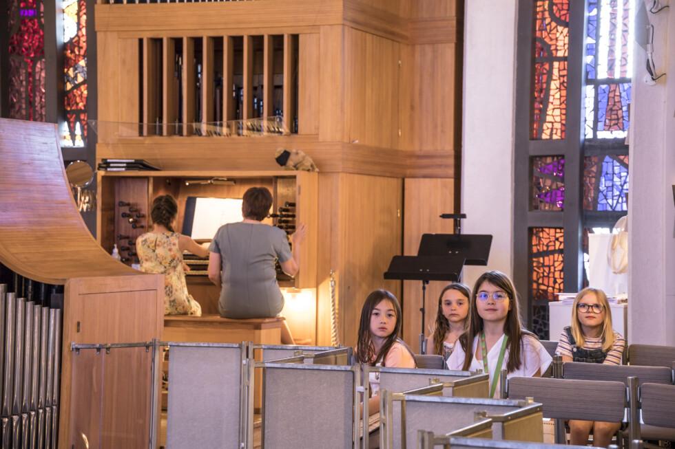 barn orgel