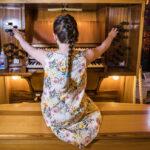 Första avslutningskonserten för Uppenbarelsekyrkans orgelelever