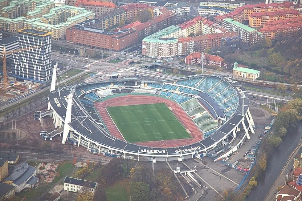 Ullevi Gothenburg