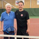 Liljeholmsbon Björn drabbades av plötsligt hjärtstopp – tränare i MIK tennis räddade hans liv