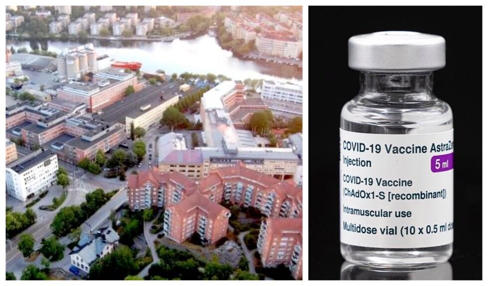 vaccin liljeholmen
