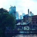 Efter misstänkt mordbrand på Lövholmen: Ökat intresse för industribyggnaderna