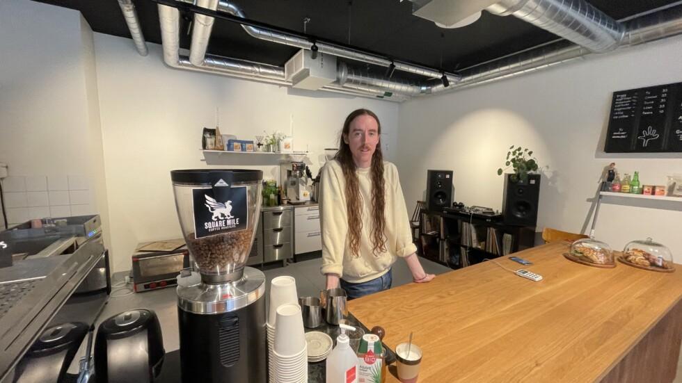caféägare