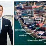 Stadsbyggnadsborgarrådet öppnar för bevara fler industribyggnader på Lövholmen