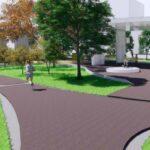 Ny park för kickbikes, skateboards och inlines byggs vid Hägerstensåsen
