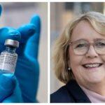 Så många i Stockholm har nu fått två doser vaccin