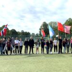 Full fart när OS avgjordes på Aspuddens IP – elever deltog och arrangerade