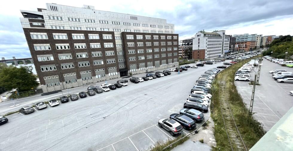 parkering marievik