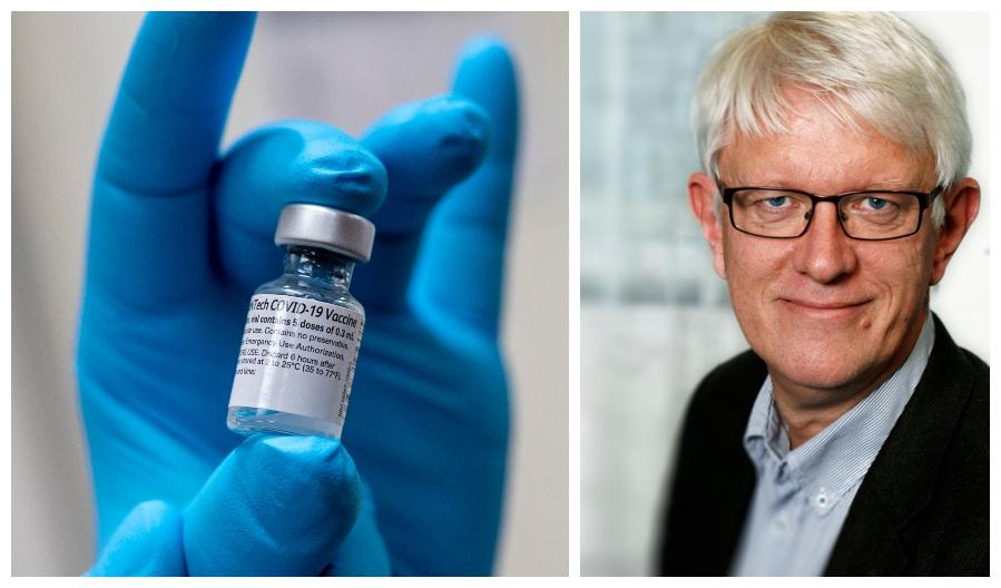 vaccin johan carlsson
