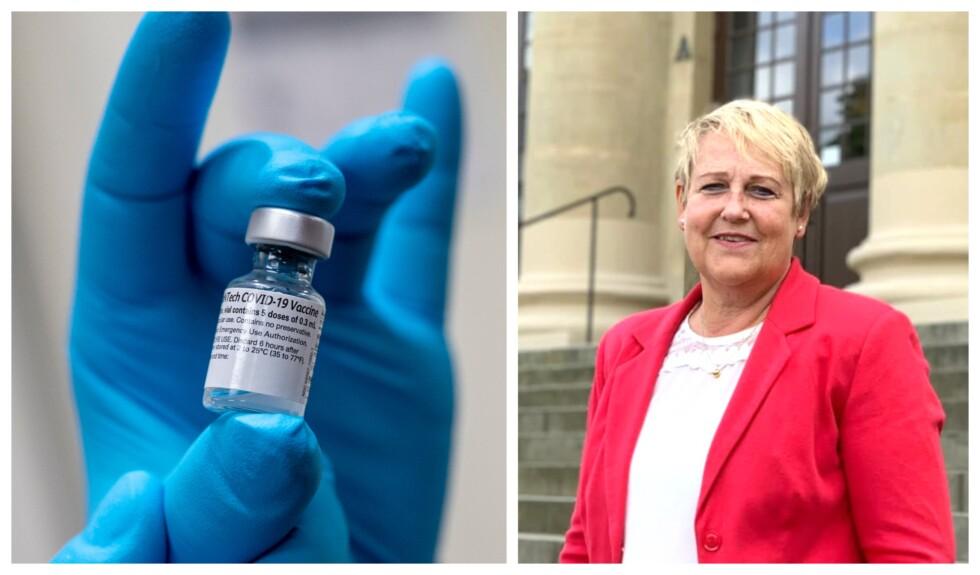 vaccin politiker