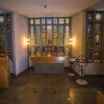 Lillkyrkan och kolumbariet – rogivande platser för kontemplation