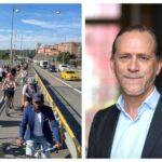 Daniel Helldén: Med dessa åtgärder kan cyklingen fortsätta öka