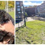 Förslag: Här intill Blomsterdalen finns plats för en hundrastgård för små hundar