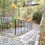 Förslag: Bygg om trappan vid Lärlingsbacken