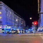 Cyklist påkörd i Hornstull – förd till sjukhus med ambulans